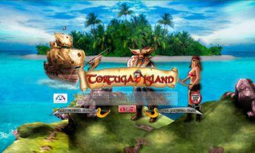 Tortuga Island Serigrafia