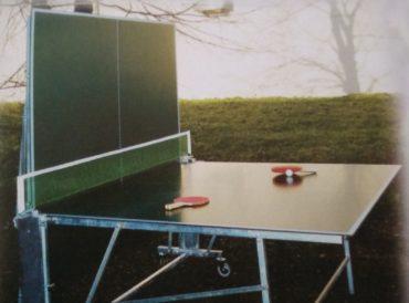 Tavolo da ping-pong per esterno - serie Futura